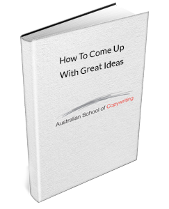 How To Come Up With Great Ideas