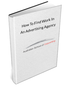 How To Find Work In An Advertising Agency