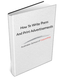 How To Write Press And Print Advertisements