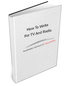 How To Write For TV And Radio